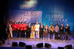Concurso Luis Advis 2012